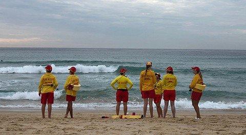 Get Involved. Be a Bondi Beach Life Saver.