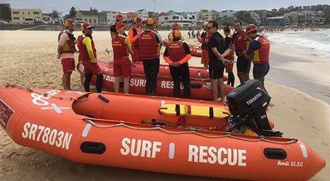 Get with Bondi Surf Club through sponsorships.