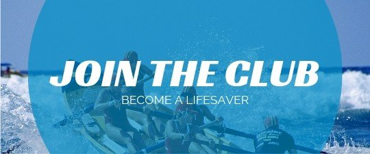 Join the Bondi Surf Bathers Life Saving Club.