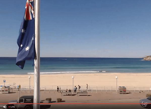 Bondi Surf Cam – Live!