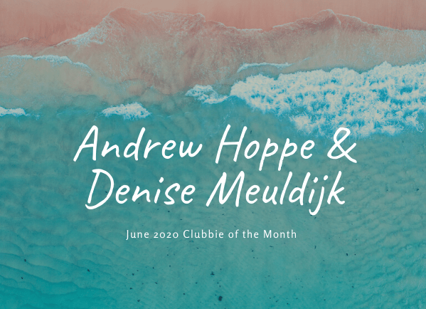 June 2020 Clubbie of the Month
