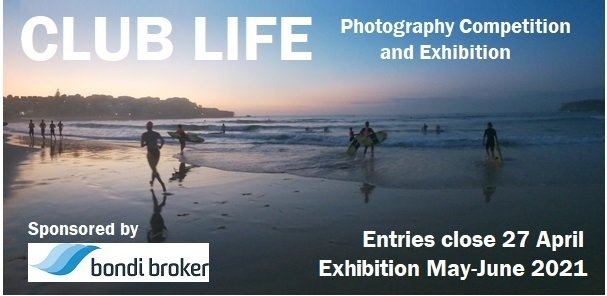 Club Life – Photography Competition & Exhibition